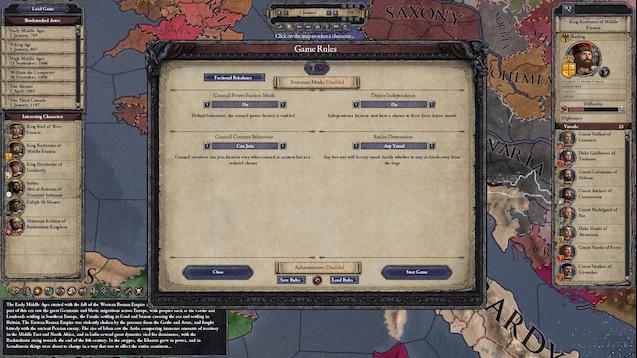 Steam Workshop :: Factional Rebalance