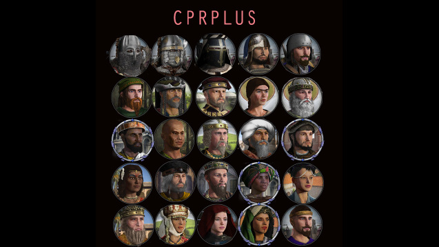 CPRplus - Cultures and Portraits Revamped - Skymods