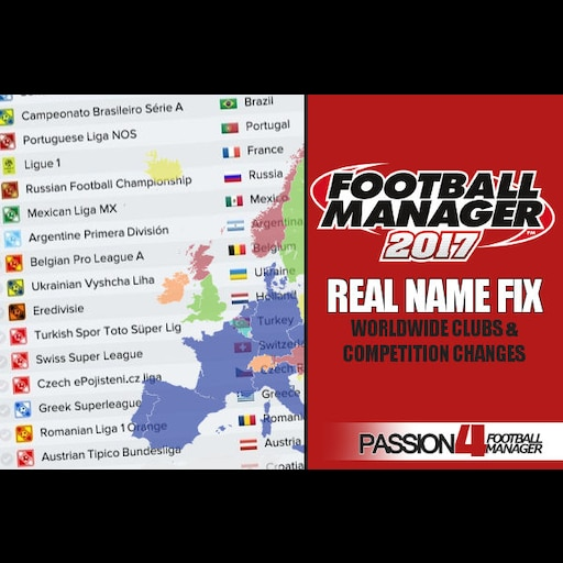 Steam Workshop :: Football Manager 2017 Real Name Fix