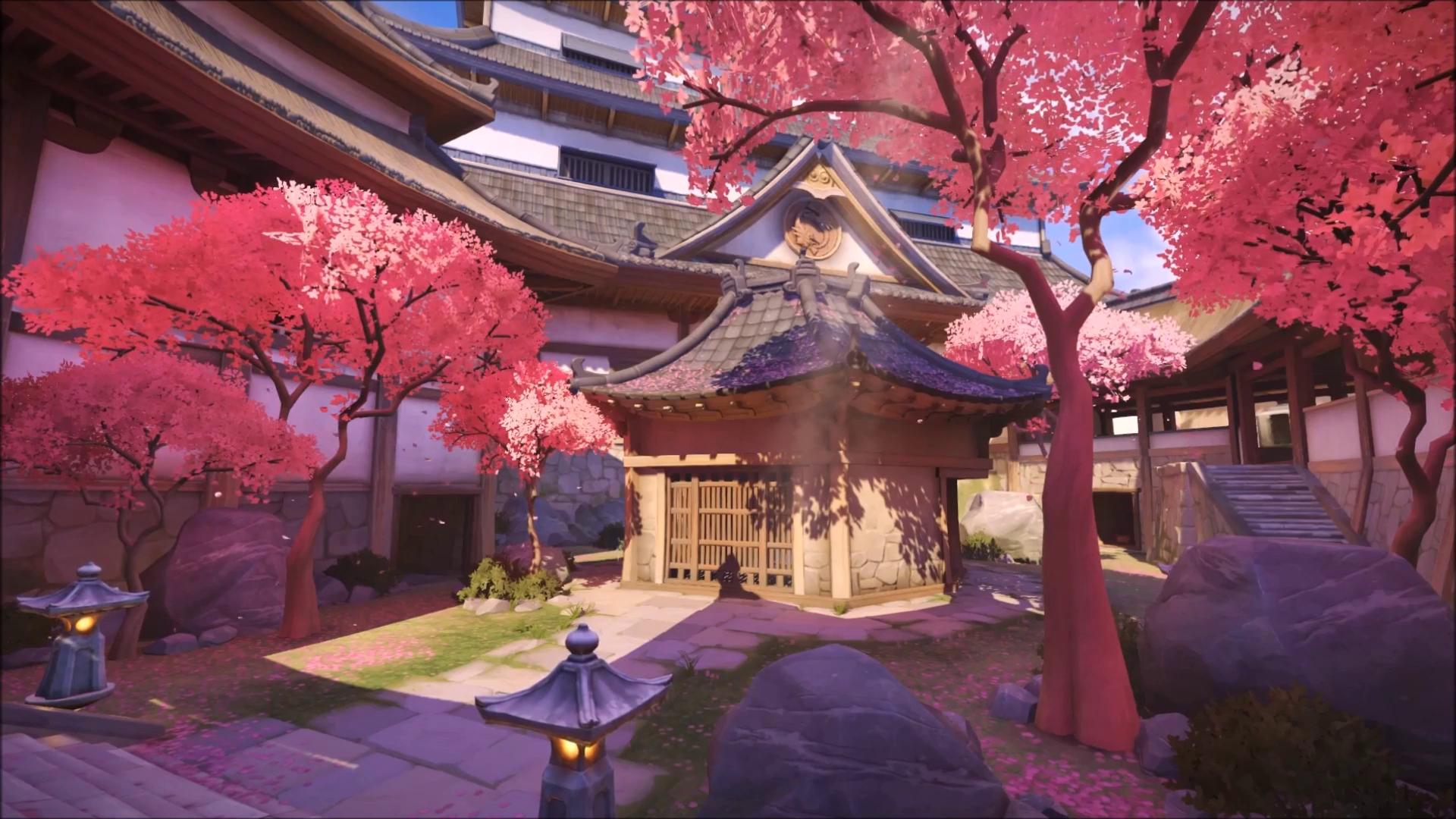 Steam Workshop Overwatch Ambience 1080p Hd Hanamura