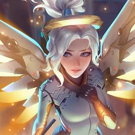Steam Workshop Mercy Overwatch Animated Wallpaper
