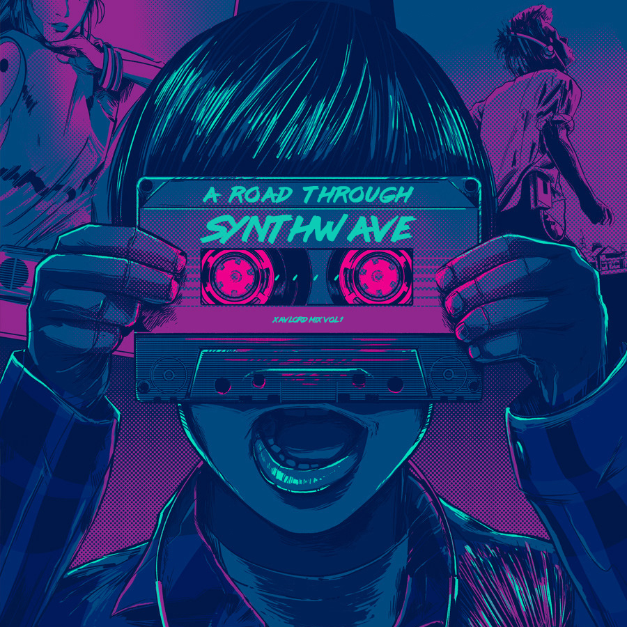 Avatar 2 Road: Steam Community :: :: Synthwave