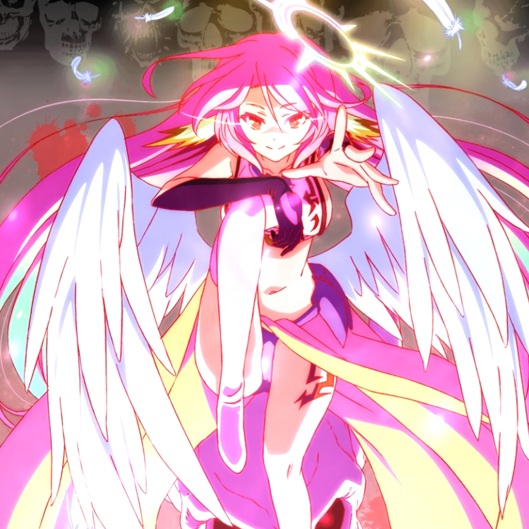 Steam Workshop No Game No Life Jibril 21 9