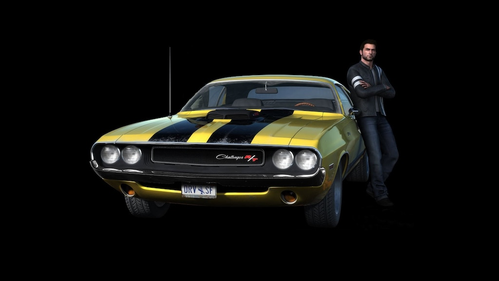 Comunidade Steam John Tanner And His Dodge Challenger R T