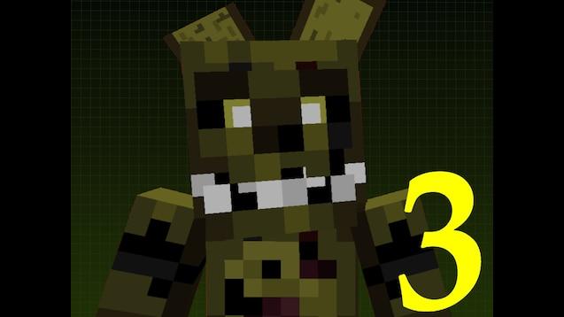 five nights in minecraft game
