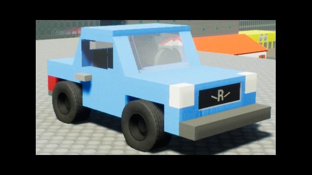 Steam Workshop :: Classic Roblox Car
