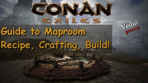 Steam Community Guide Maproom Learning The Recipe Crafting Base Building With It