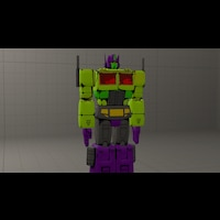 Steam Workshop :: Godzilla and Transformers Uprising SFM Collection