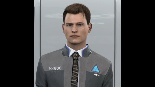 Steam Workshop Detroit Become Human Connor Wallpaper Can Change Wallpaper