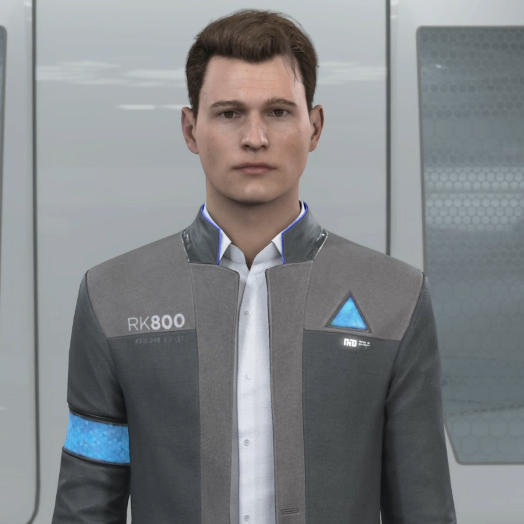 Detroit Become Human Wallpaper Connor: Steam Workshop :: Detroit: Become Human Connor Wallpaper