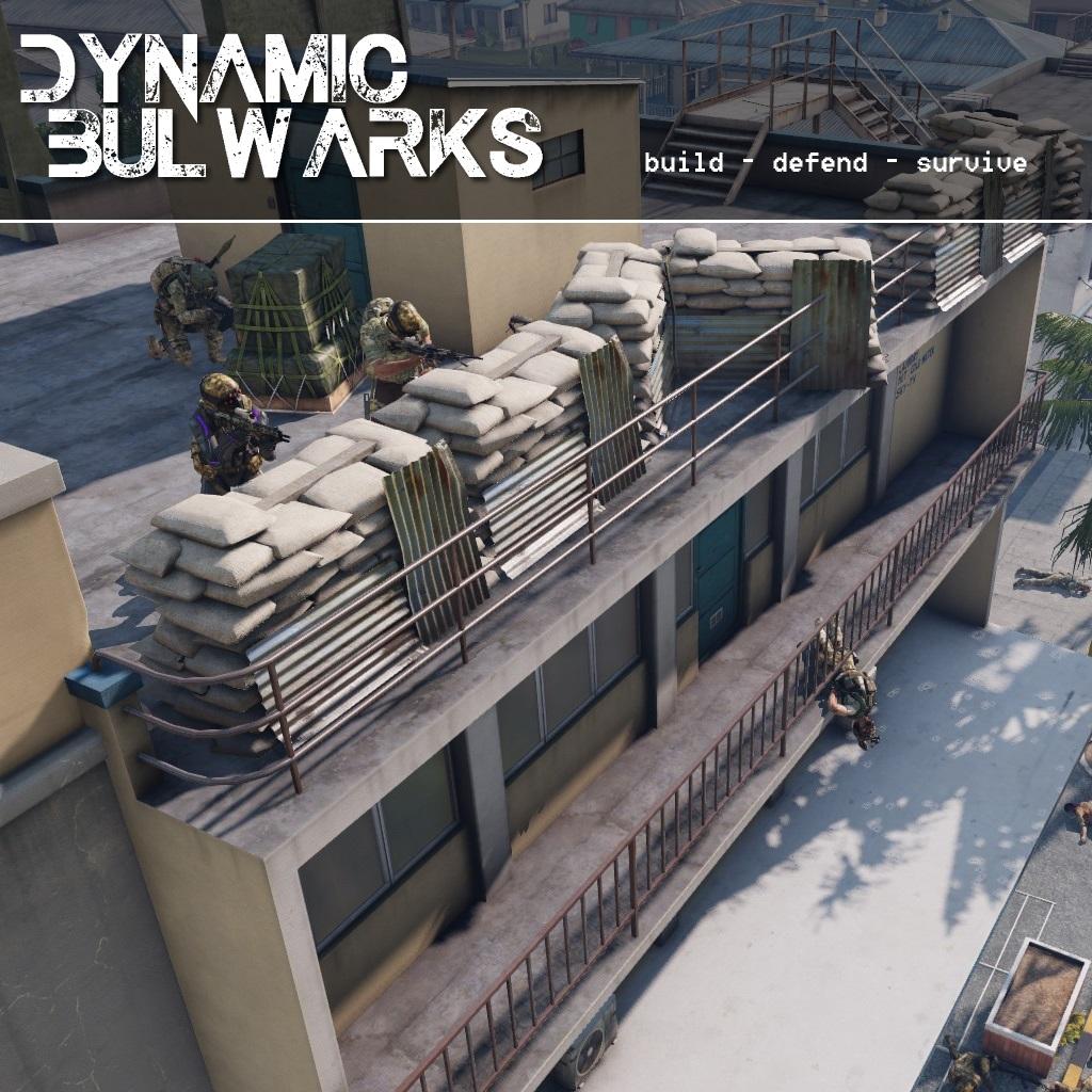 Dynamic Bulwarks: Build - Defend - Survive
