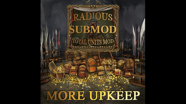 Steam Workshop :: More Upkeep: 40% per Unit plus 10% per Lord