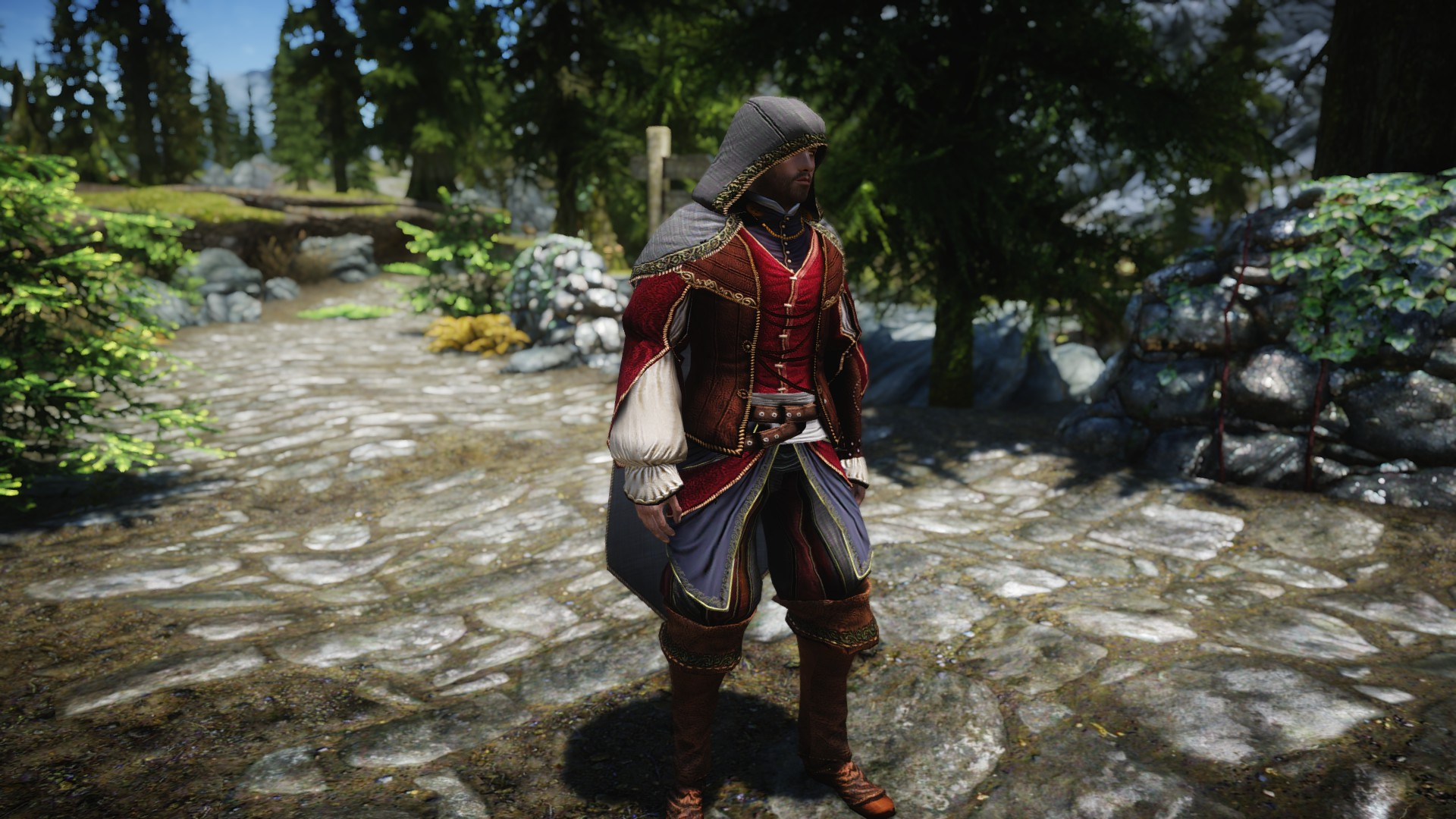 Steam Workshop Assassin S Creed Brotherhood Prowler Outfit Beta2
