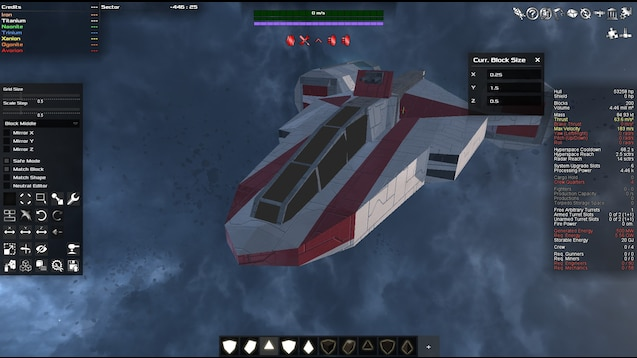 Steam Workshop Refine Fighter Blueprint Ntb 630 Naval Bomber Star Wars Revenge Of The Sith Incredible Cross Sections