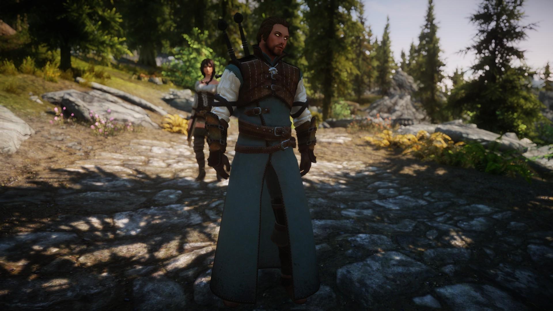 Steam Workshop :: The Witcher 3 Ursine armor Set