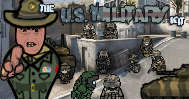 [CP] The U.S. Military Kit (B18)