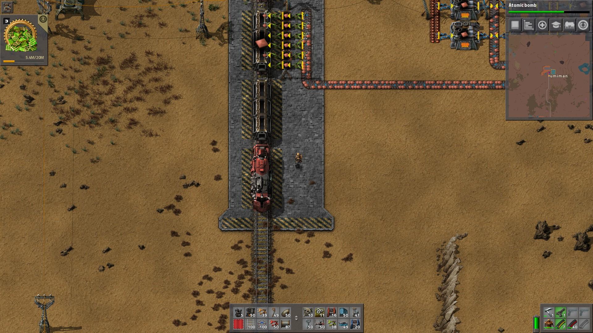 Factorio - Factory building game