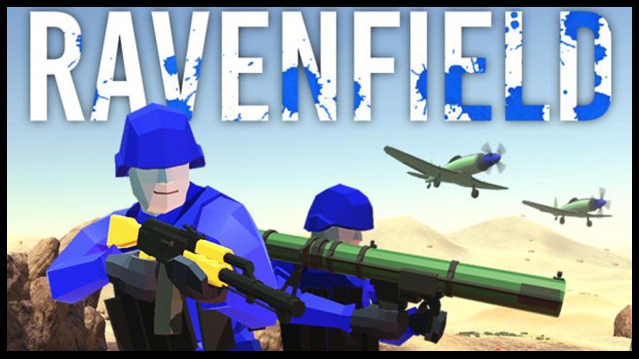 Steam Workshop :: High Quality & Ravenfield Styled