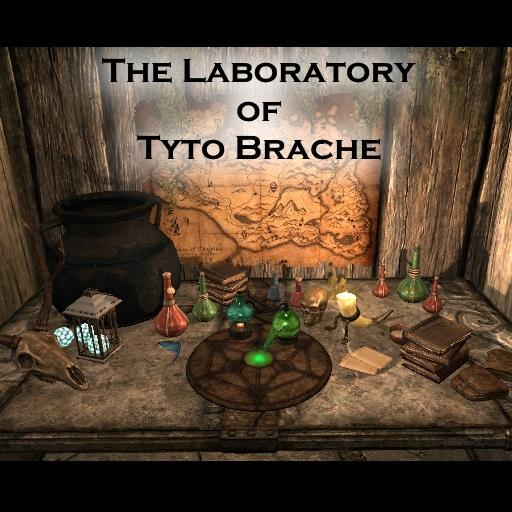 The Laboratory of Tyto Brache画像