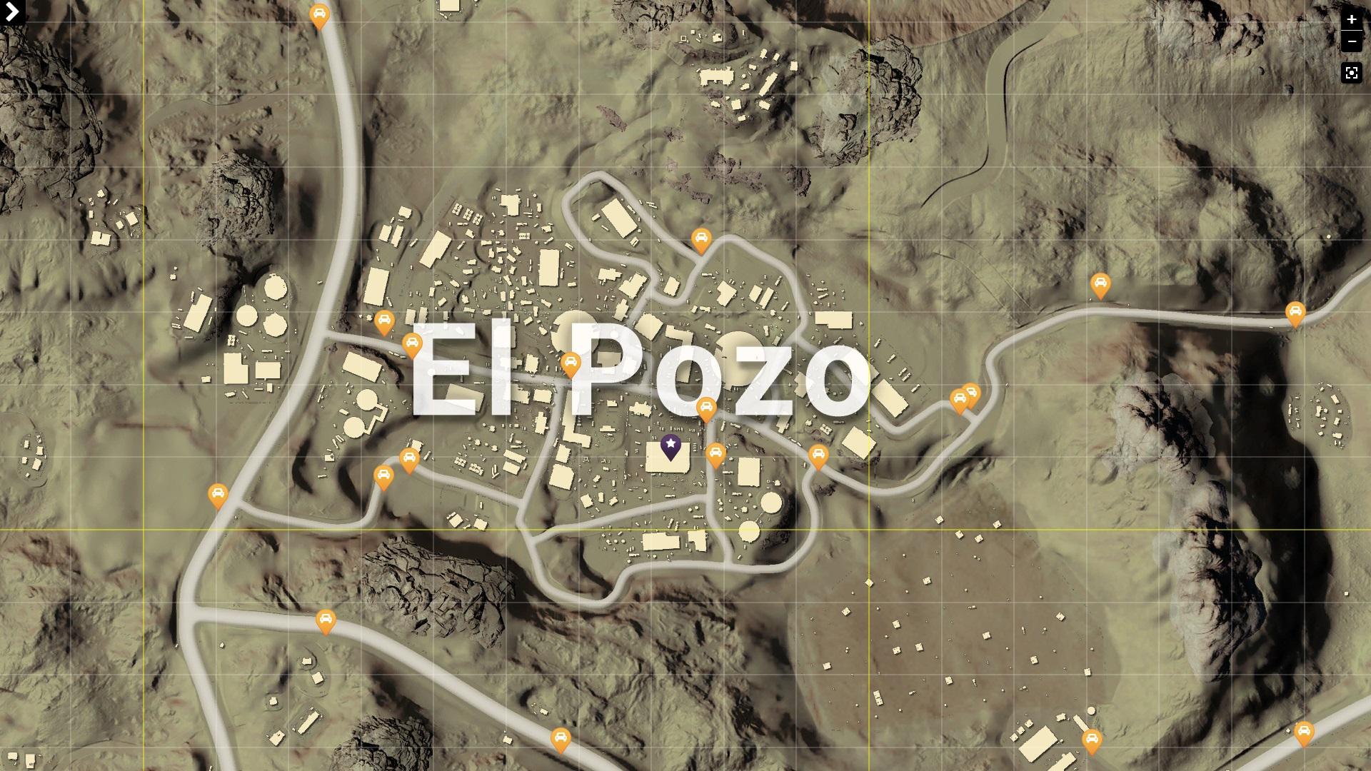 Как залутаться сквадом в El Pozo (схема)?