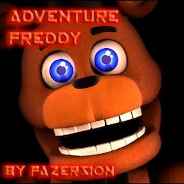 Steam Workshop :: [Fnaf WORLD] Adventure freddy!