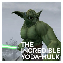 Steam Workshop :: The Incredible Yoda-Hulk