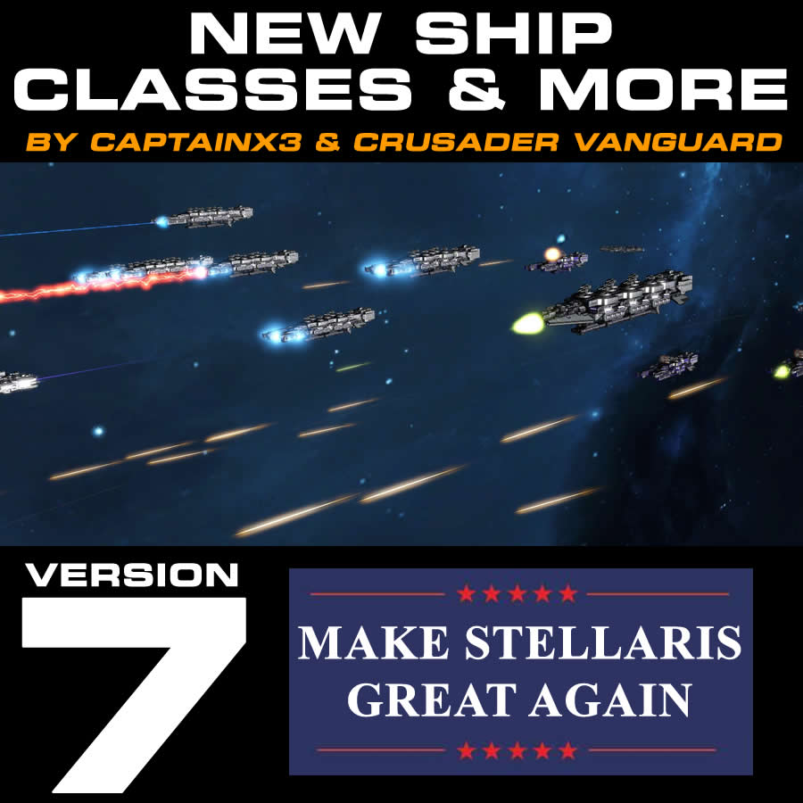 (-New Ship Classes & More Legacy-)