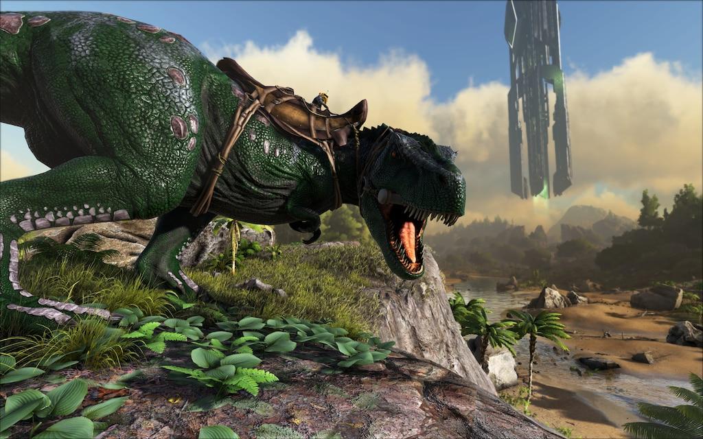 d8b7d6b666 Steam-samfunn :: :: ARK: Survival Evolved - Tyrannosaurus Rex