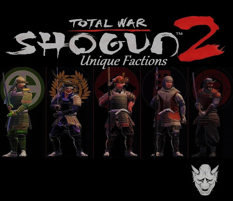 Jaki's Unique Factions