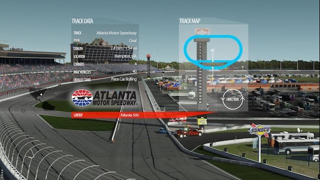 Steam Workshop :: Atlanta Motor Speedway