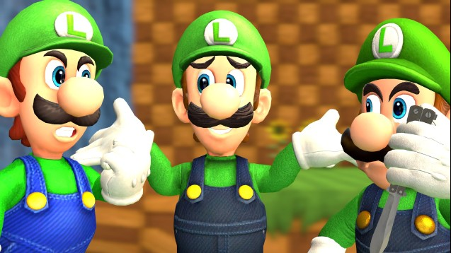 steam workshop super mario odyssey balloon world luigi plus bowser