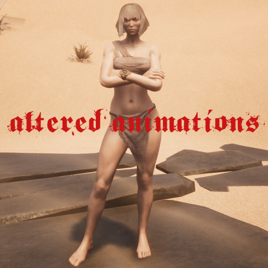 Altered Animations