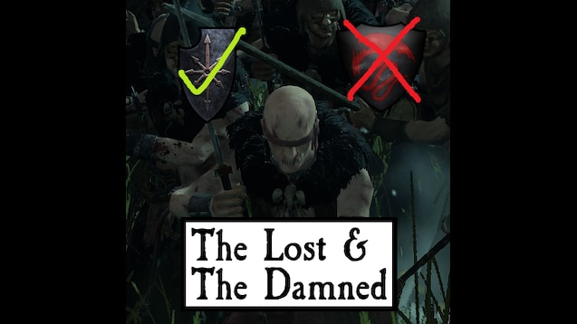 Steam Workshop :: The Lost and The Damned - Chaos only