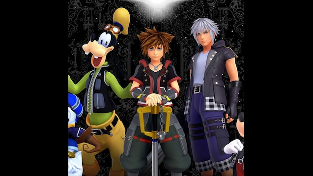 Steam Workshop Kingdom Hearts 3 Video Wallpaper Don T Think Twice