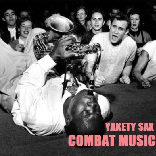 Yakety Sax Combat Music画像