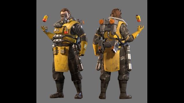 Steam Workshop :: Apex Legends - Caustic