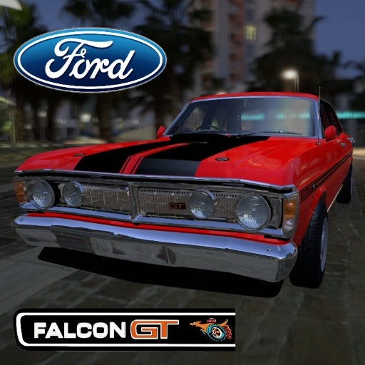 Crsk Autos Ford Falcon Gtho Phase Iii Xy