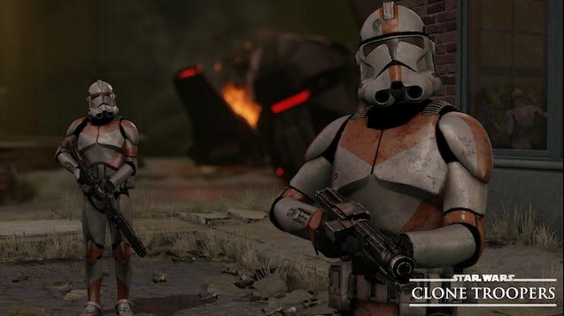 Steam Workshop :: [WOTC] Star Wars: Clone Troopers