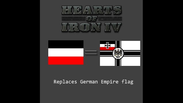Waking The Tiger : Replaced German's Empire Flag V2 - Skymods