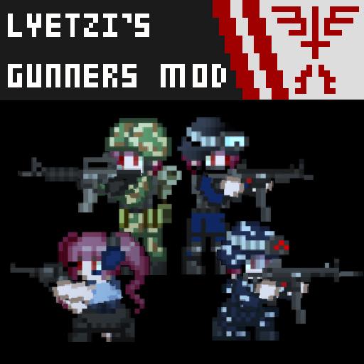 [old]Lyetzi's gunners mod