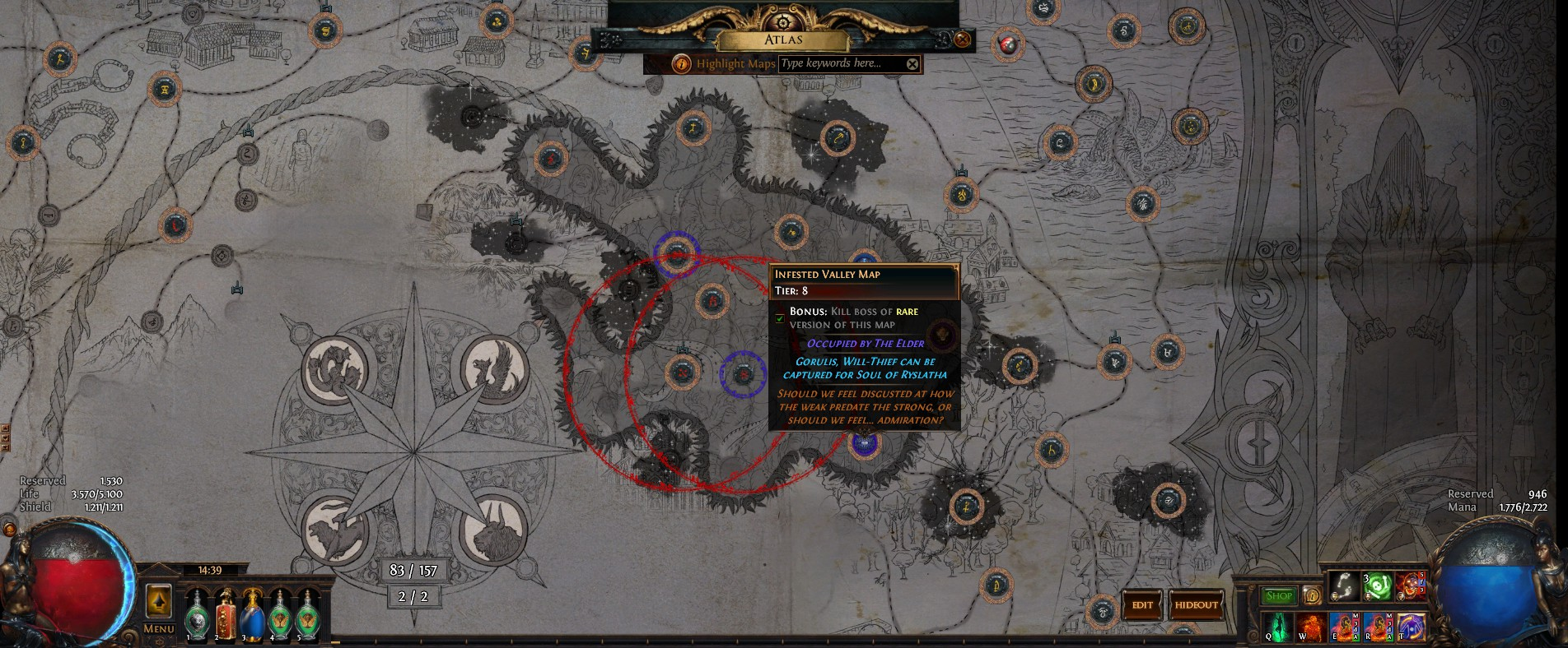 Forum bug reports elder guardian cannot be summoned on forum bug reports elder guardian cannot be summoned on infested valley map important path of exile gumiabroncs Gallery