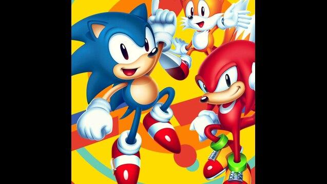 Steam Workshop Sonic Mania Wallpaper