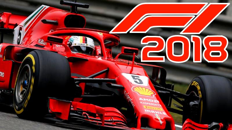 F1 2018 Mod v.07 - Mac Friendly Version
