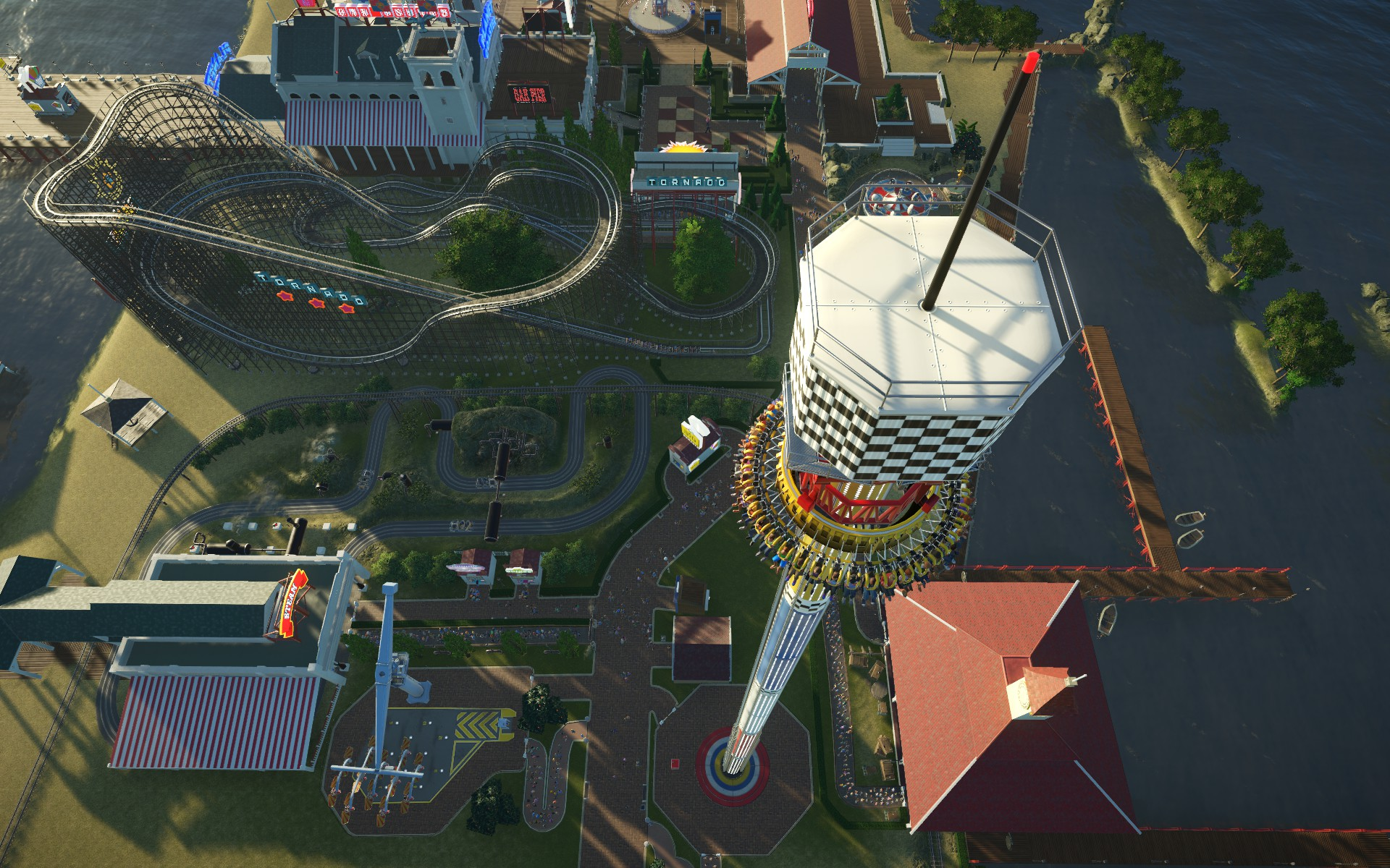 Steam Workshop :: Bob's Planet Coaster - Collected Mod List