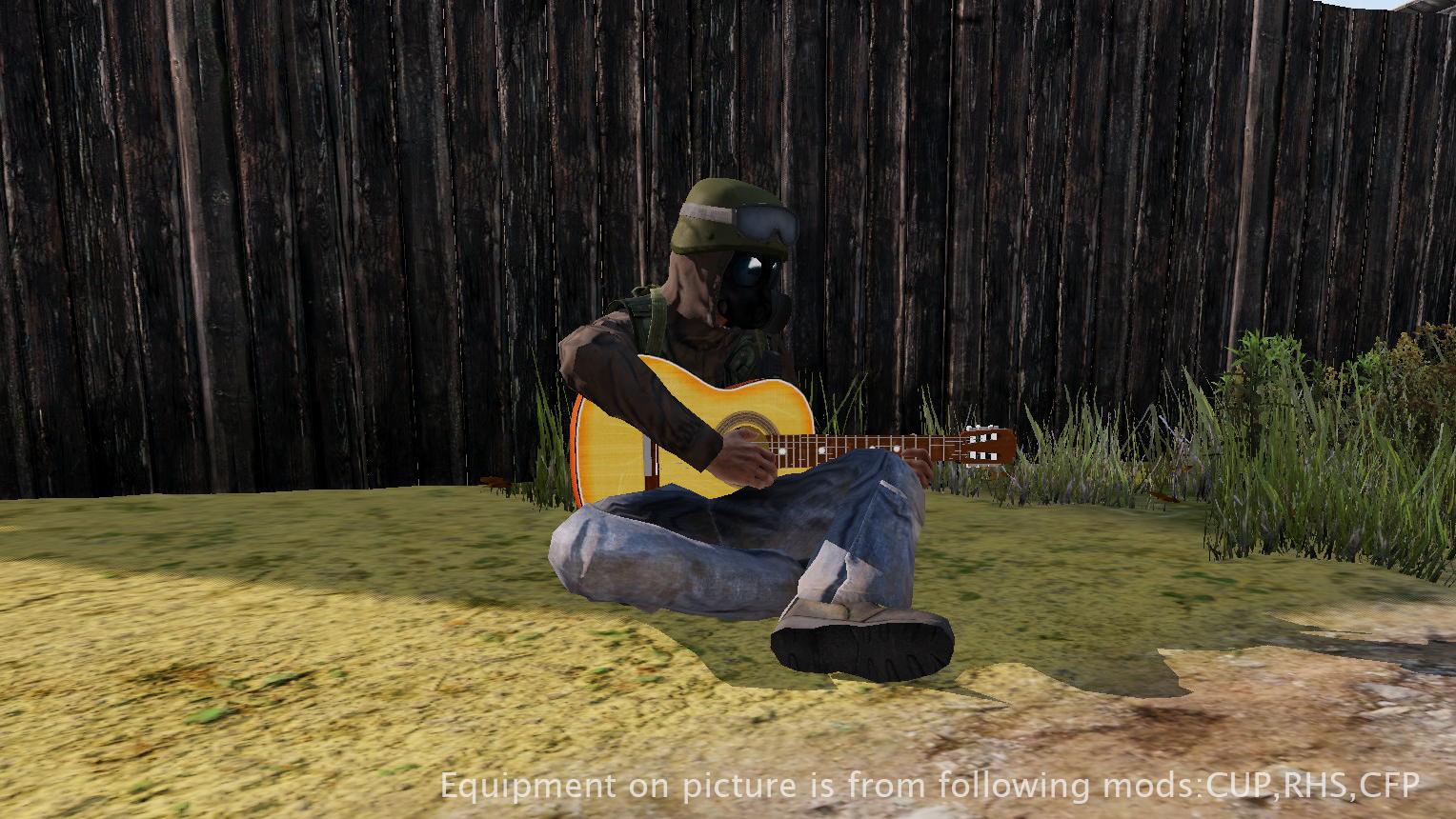 Steam Workshop :: Acoustic Guitar Mod