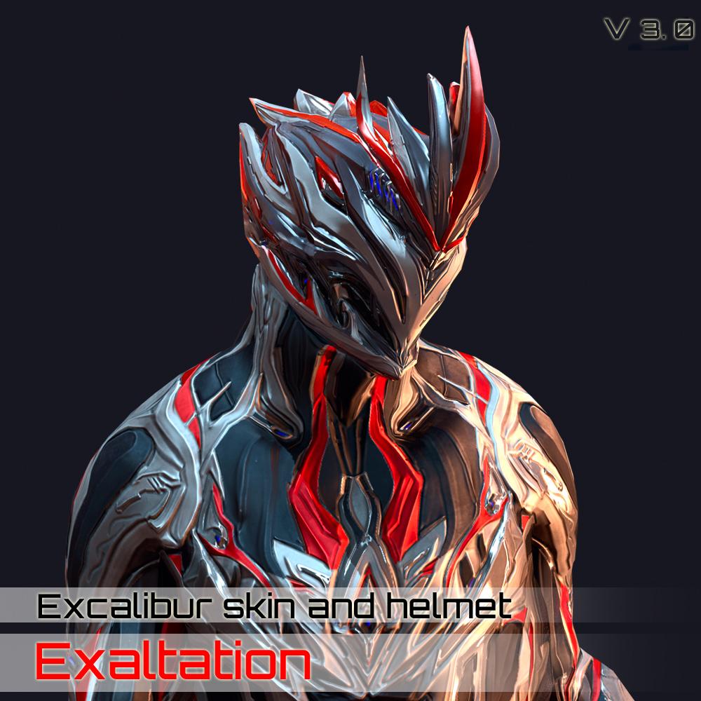 Steam Workshop Excalibur Exaltation 4 for excalibur and 2 for the exalted blade. steam workshop excalibur exaltation