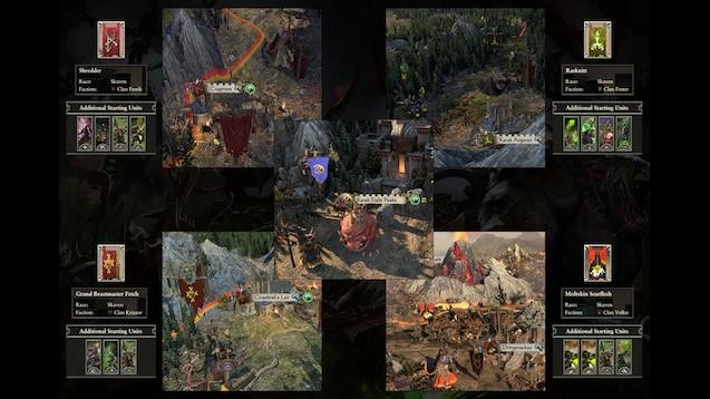 total war warhammer 2 crynsos faction unlocker multiplayer