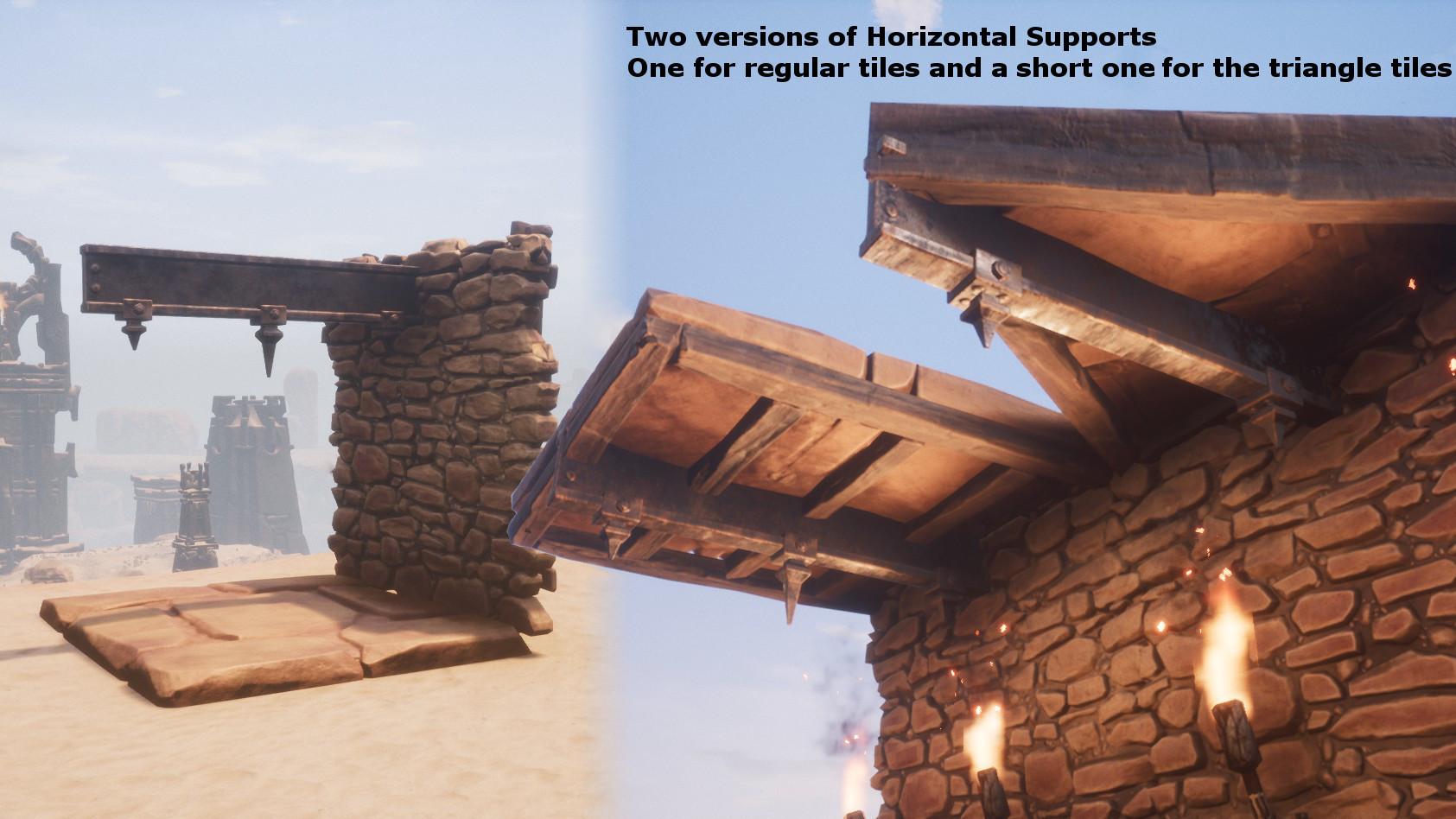 Steam Workshop Pythagoras Support Beams