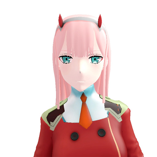 Zero Two Fixed Playermodel