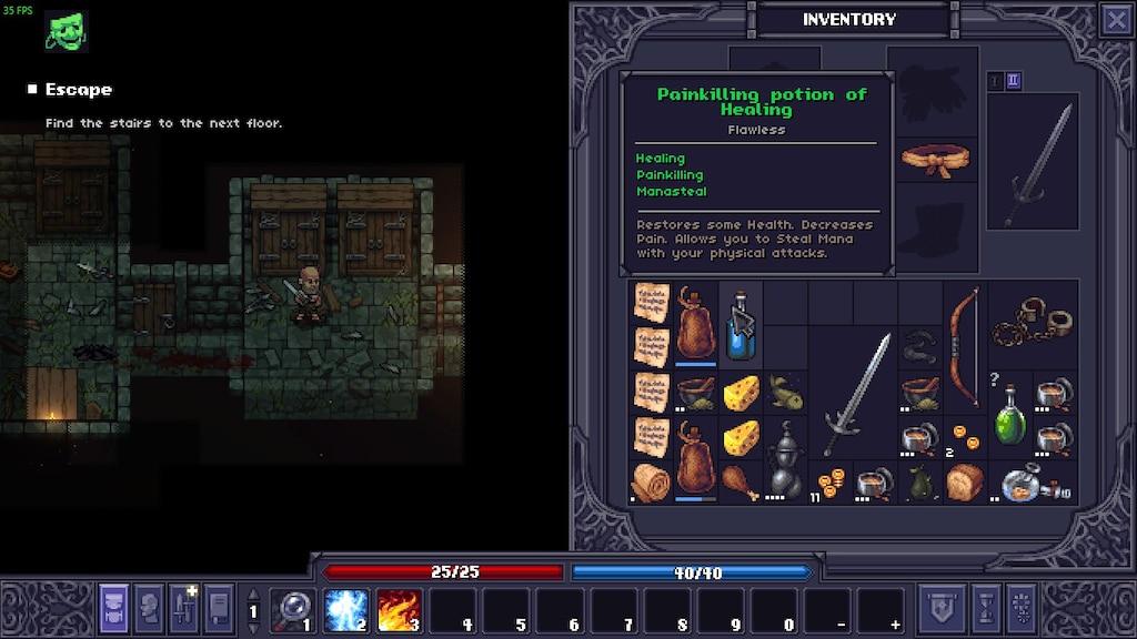 Steam Community :: Stoneshard: Prologue